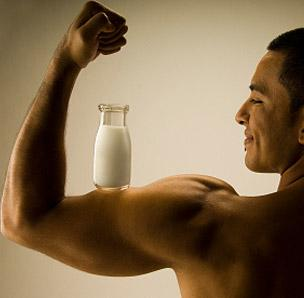milk for the sports guys