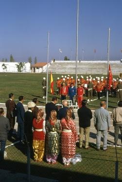 1971 (2) Akdeniz Oyunlar 3 cülük kürsüsü