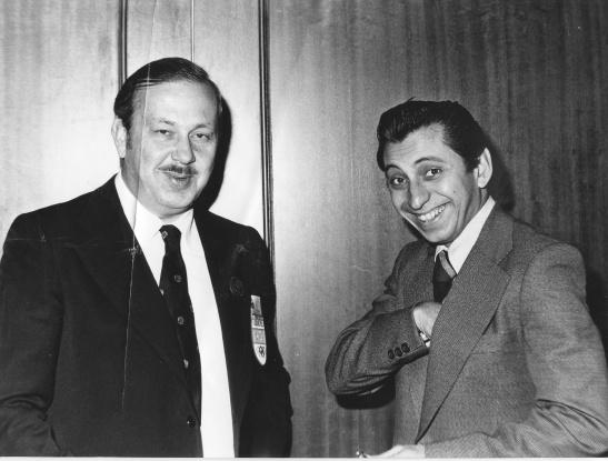 1976 (4) Aynı toplantıda o zaman Gn. Sk. Merhum Sinan Erdem Ağabeyle