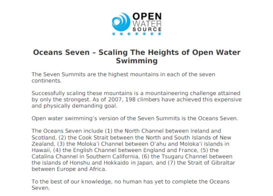 oceans seven