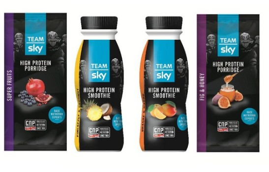 team sky nutrition