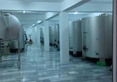 tanklarda fermentasyon